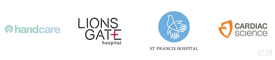 医院标志设计,医院院徽设计
